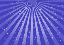 辐形光芒向量 库存照片