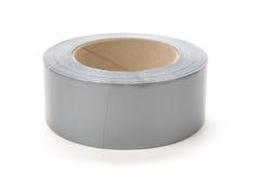 输送管灰色磁带 库存图片