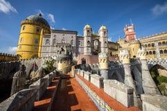辛特拉,葡萄牙 免版税库存照片