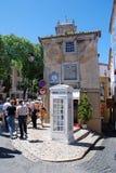 辛特拉,葡萄牙 库存图片