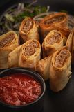 辣亚美尼亚食物 图库摄影