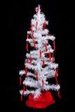辣椒结构树xmas 图库摄影