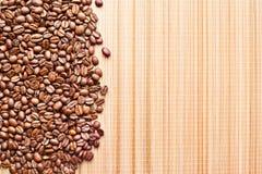 边界咖啡 免版税库存图片