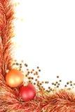 边界圣诞节 免版税库存图片