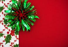 边界圣诞节 免版税图库摄影