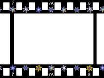 边界星形 免版税库存照片