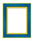 边界框架照片 库存图片