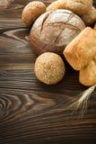 边界面包 免版税库存图片