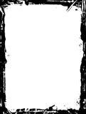 边界grunge 免版税库存图片