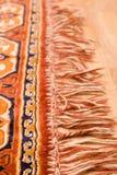 边缘地毯 免版税图库摄影