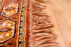 边缘地毯 免版税库存照片