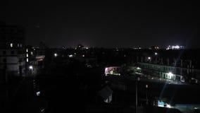 达卡夜  免版税库存照片