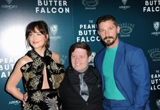 Dakota Johnson, Zack Gottsagen, Shia LaBeouf