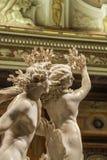 达夫妮和阿波罗贝尔尼尼雕塑 库存图片