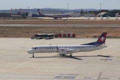 达尔文航空公司 库存照片