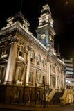 达尼丁城镇厅,新西兰 免版税库存照片