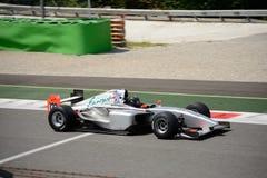 达拉拉GP2方程式赛车 库存照片