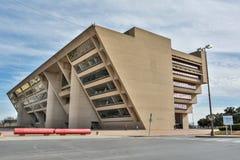 达拉斯城霍尔在达拉斯,TX 免版税图库摄影