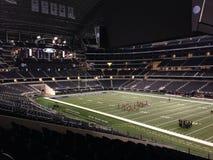 达拉斯牛仔的AT&T体育场 免版税库存照片