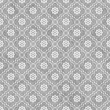 达摩标志瓦片样式重复Backgr灰色和白色轮子  免版税库存图片