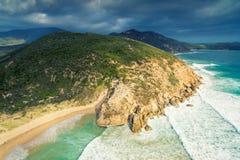 达比河,威尔逊` s海角,澳大利亚 库存照片
