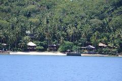 达沃海岛  免版税库存照片