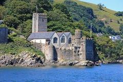 达特矛斯城堡 库存图片