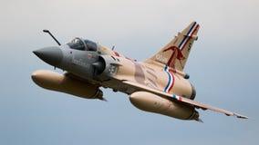 达萨尔海市蜃楼2000年战斗机 免版税库存图片