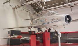 达萨尔MD-454密斯特IVA 1954年在博物馆宇航 免版税库存照片