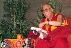 达赖・喇嘛 免版税库存图片