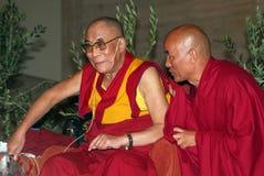 达赖・喇嘛 库存照片