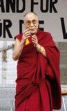 达赖喇嘛 库存照片