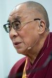 达赖喇嘛 免版税图库摄影