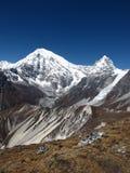 迁徙的喜马拉雅山 库存照片