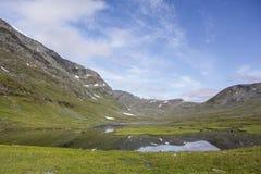 Laponia 02 图库摄影
