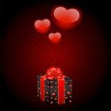 迅速增加圣诞节表单礼品重点 免版税库存图片