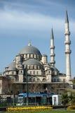 过去将来的伊斯坦布尔 库存图片