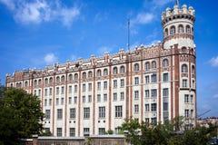 过帐宫殿在布达佩斯 库存照片