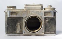 过时的照相机 免版税库存图片