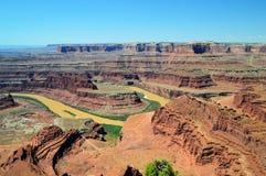 过时的问题国立公园 免版税图库摄影