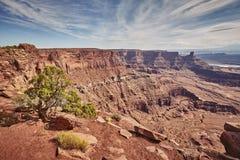 过时的问题点国家公园,犹他,美国 图库摄影