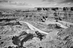过时的问题点国家公园,犹他,美国 免版税库存照片