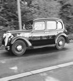 过去的汽车 免版税库存照片