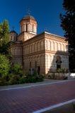 迈克尔勇敢的教会-布加勒斯特 免版税图库摄影