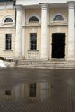 迈克尔天使教会在Kolomna,俄罗斯 彩色照片 免版税图库摄影