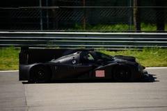 迈克尔小腿Ligier LMP2原型测试在蒙扎 库存图片