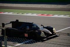 迈克尔小腿Ligier LMP2原型测试在蒙扎 图库摄影