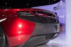 迈凯伦650S 免版税库存照片
