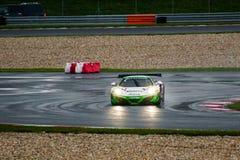 迈凯轮12C GT3 库存照片
