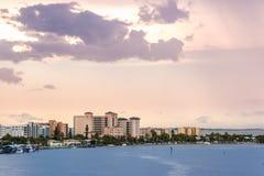 迈尔斯堡,佛罗里达 免版税库存照片